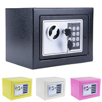 Medium Digital Electronic Safe Box Keypad Lock Security Home Office Hotel