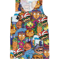 Rocket Power Tank Top *Ready to Ship*