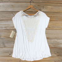 Lace Sands Tee