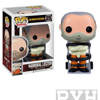 Funko Pop! Movies: Silence Of The Lambs - Hannibal - Vinyl Figure