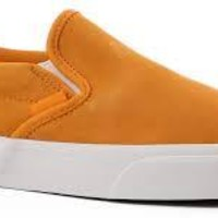 Vans Slip On(Soft Suede)Zinnia