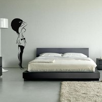Wall Vinyl Decal Sticker Decals Naked Hot Sexy Girl  z30