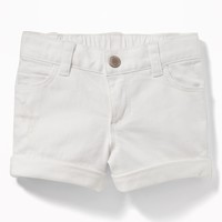Distressed Denim Shorts for Toddler Girls |old-navy