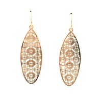30 Love Gold Earrings