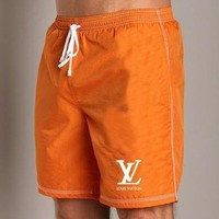 Boys & Men Louis Vuitton LV Casual Sport Shorts