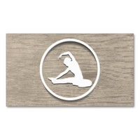 Classy Yoga Business Card