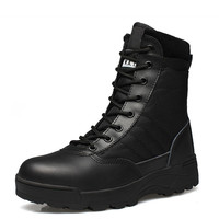 2017 Outdoor Army Boots Men's Military Desert Tactical Boot Shoes Autumn Breathable Combat Ankle Boots Botas Tacticos Zapatos