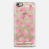 Hey Love Designs Watercolor Watermelon iPhone 6 case by Hey Love Designs | Casetify