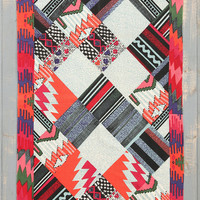 Urban Outfitters - Magical Thinking Patchwork Kilim Rug