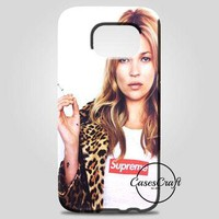 Kate Moss Supreme Leopard Samsung Galaxy Note 8 Case | casescraft