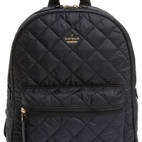 kate spade new york 'ridge street siggy' quilted backpack | Nordstrom
