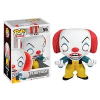 Stephen King's It Pennywise Clown Pop! Vinyl Figure - Funko - Horror - Vinyl Figures at Entertainment Earth