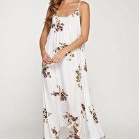 The Havana Floral Print Maxi Dress