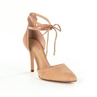 Gianni Bini Renell Ankle-Strap Pointed-Toe Pumps   Dillards