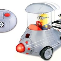 Despicable Me Remote Control Mobile Vehicle