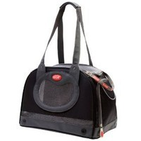 Argo by Teafco Petaboard Style B Airline Approved Pet Carrier, Black, Medium $61.17