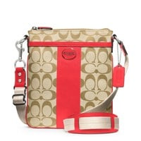 Coach :: Legacy Signature Swingpack