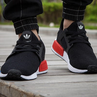 Adidas NMD 3M Reflective Striped Sports Shoes