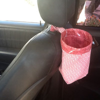Car Auto Garbage Accessory Carryall Bag