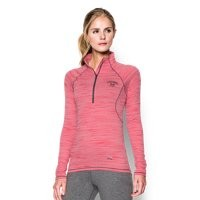 Under Armour Women's UA Tech Cincinnati Reds 1/2 Zip