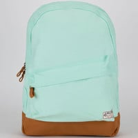 Volcom Supply & Demand Backpack Mint One Size For Women 19653352301
