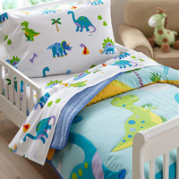 Olive Kids Dinosaur Land Toddler Comforter - 35412