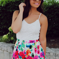 Now and Then Romper