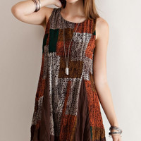 Buster Square Dress