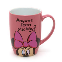 Disney Minnie Mouse Peek-a-Boo Mug | Disney Store
