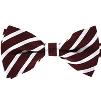 Tok Tok Designs Pre-Tied Bow Tie for Men & Teenagers (B68)