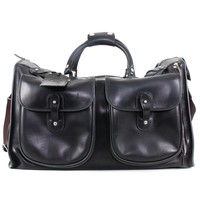 Ghurka Leather Holdall