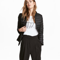 Lightweight Down Jacket - from H&M