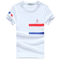 2018 Men Cheap moncler t shirt hot sale ♀ 025