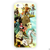 Studio Ghibli Characters Disney For iPhone 5 / 5S / 5C Case