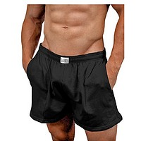 LOBBO French Terry Gym Short for Men