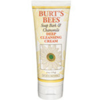 Burt's Bees Facial Care Soap Bark & Chamomile Deep Cleansing Cream 6 oz. Cleansers & Scrubs