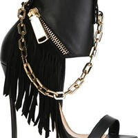Dsquared2 Fringed Sandals - Capsule By Eso - Farfetch.com