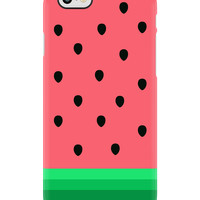 Summer Melon iPhone 6 Plus Deflector Case