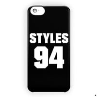 Harry Styles 94 One Direction For iPhone 5 / 5S / 5C Case
