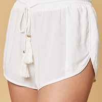 Honey Punch Flirty Jogger Shorts at PacSun.com