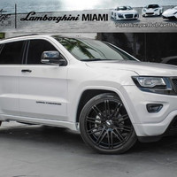 2014 Jeep Grand Cherokee Supercharged 500+ hp