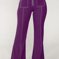 Boogie Nights Pants - Purple