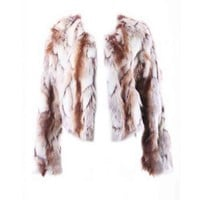 Faux Fur Jacket - Jaide Clothing