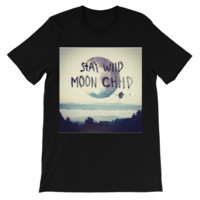Wild Moon Child Kids Tee