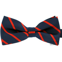 Tok Tok Designs Pre-Tied Bow Tie for Men & Teenagers (B43)
