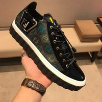 Fendi Women Men 2020 New Fashion Casual Shoes Sneaker Sport Running Shoes