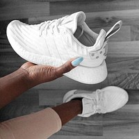 Adidas Originals NMD R2 Leisure sports shoes