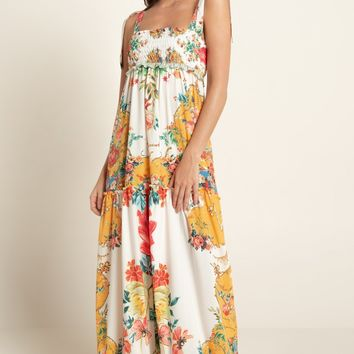 Gypsy Herbarium Dress