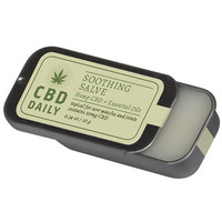 Earthly Body Cbd Daily Soothing Salve - .33 Oz