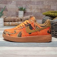 Nike Air Force 1 Low ¡°Realtree¡± Orange